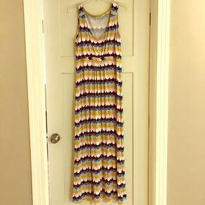 Boden Sleeveless Maxi Dress NWOT